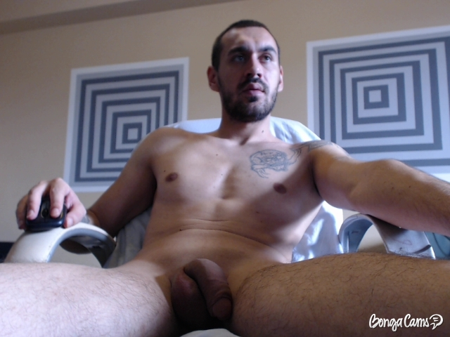 Male Webcam Stud